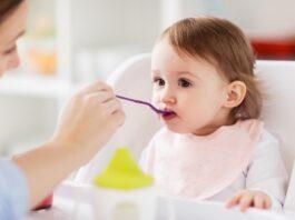 Development of microbiota in children