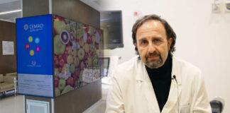 Antonio Gasbarrini director of CEMAD, a microbiome clinic in Rome